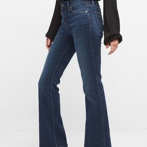Women's GAP size 10 jeans, Perfect boot style